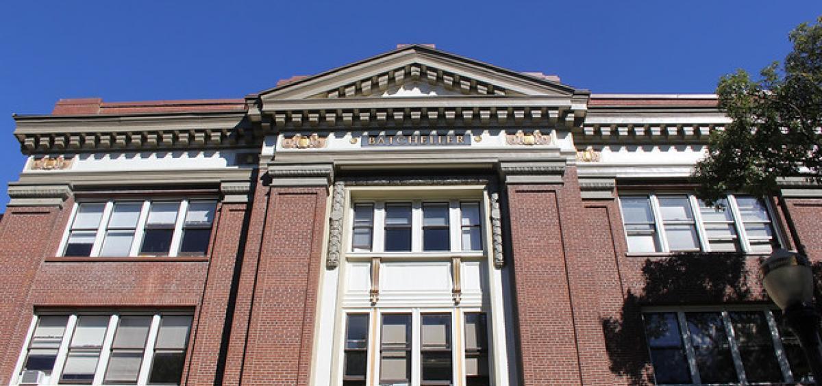 Photo of Bachellor Hall